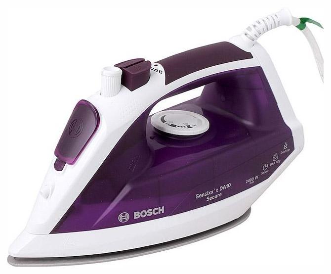Утюг Bosch Sensixx\'x DA10 TDA1024110 White/Purple