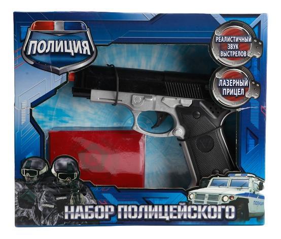 Купить Набор полицейского Играем Вместе b404508-r,