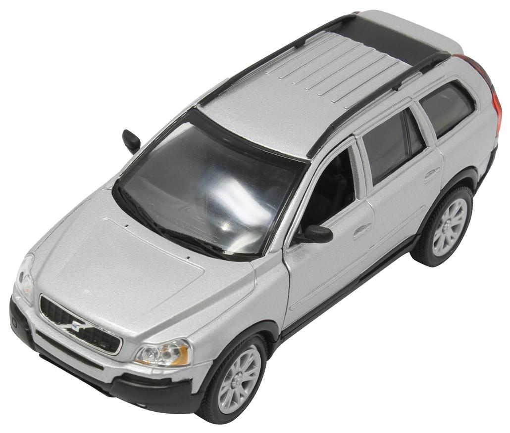 Коллекционная модель Welly VOLVO XC90 39884 1:32 фото