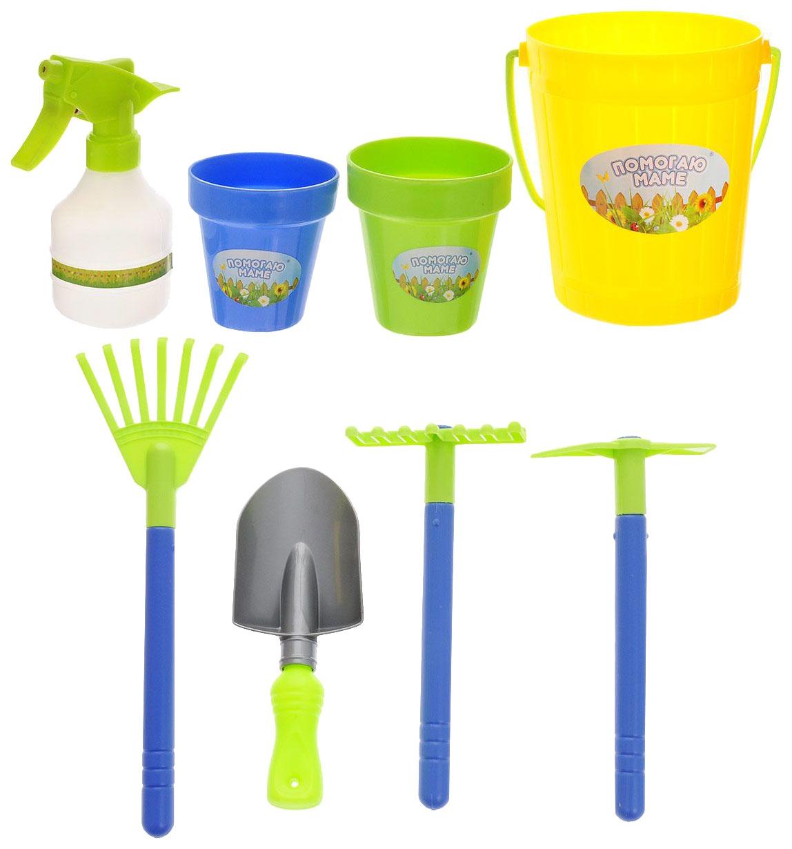 Купить Помогаю Маме, Набор садовода ABtoys PT-00603, Играем в садовода