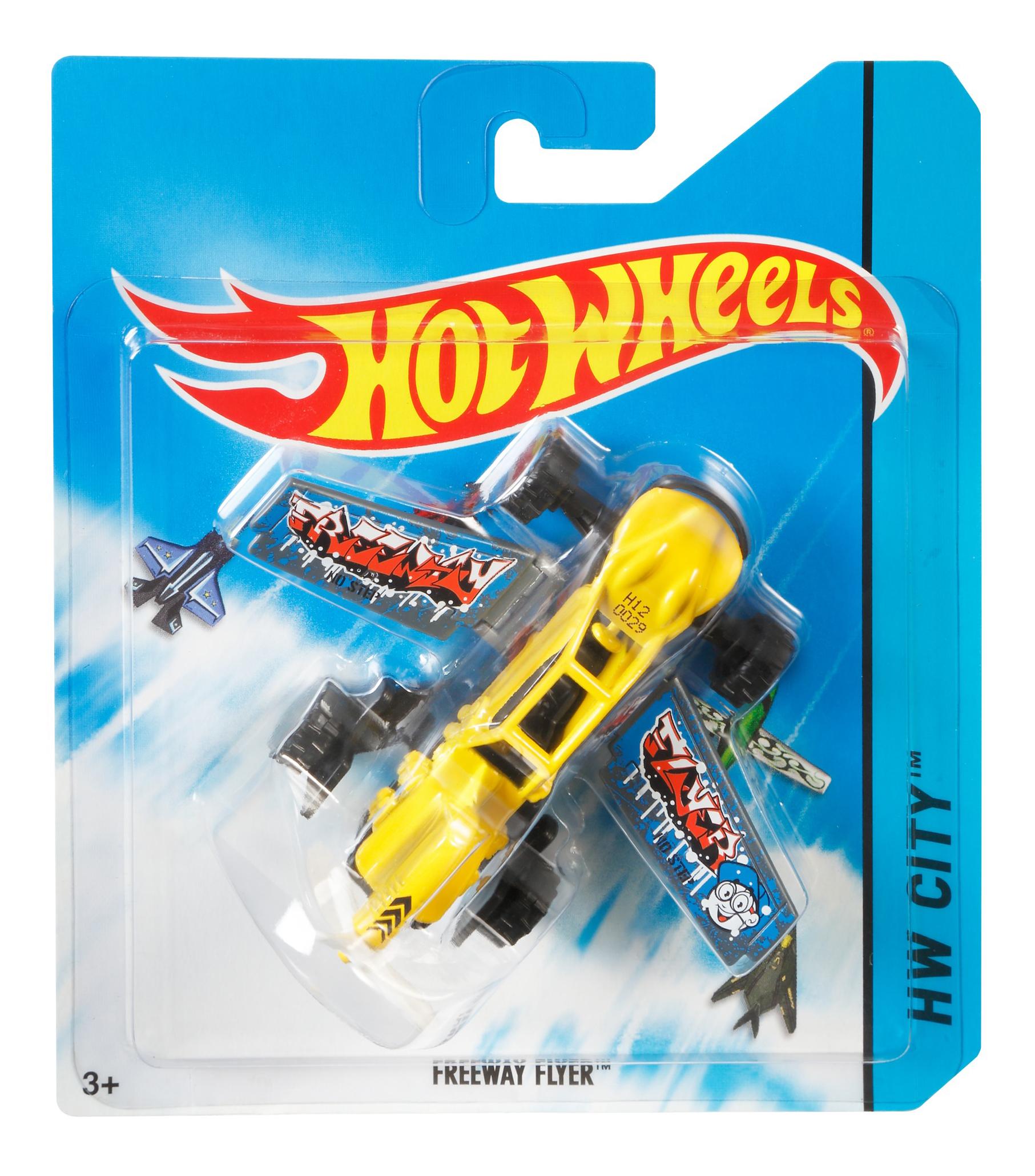 Самолет Hot Wheels Plans