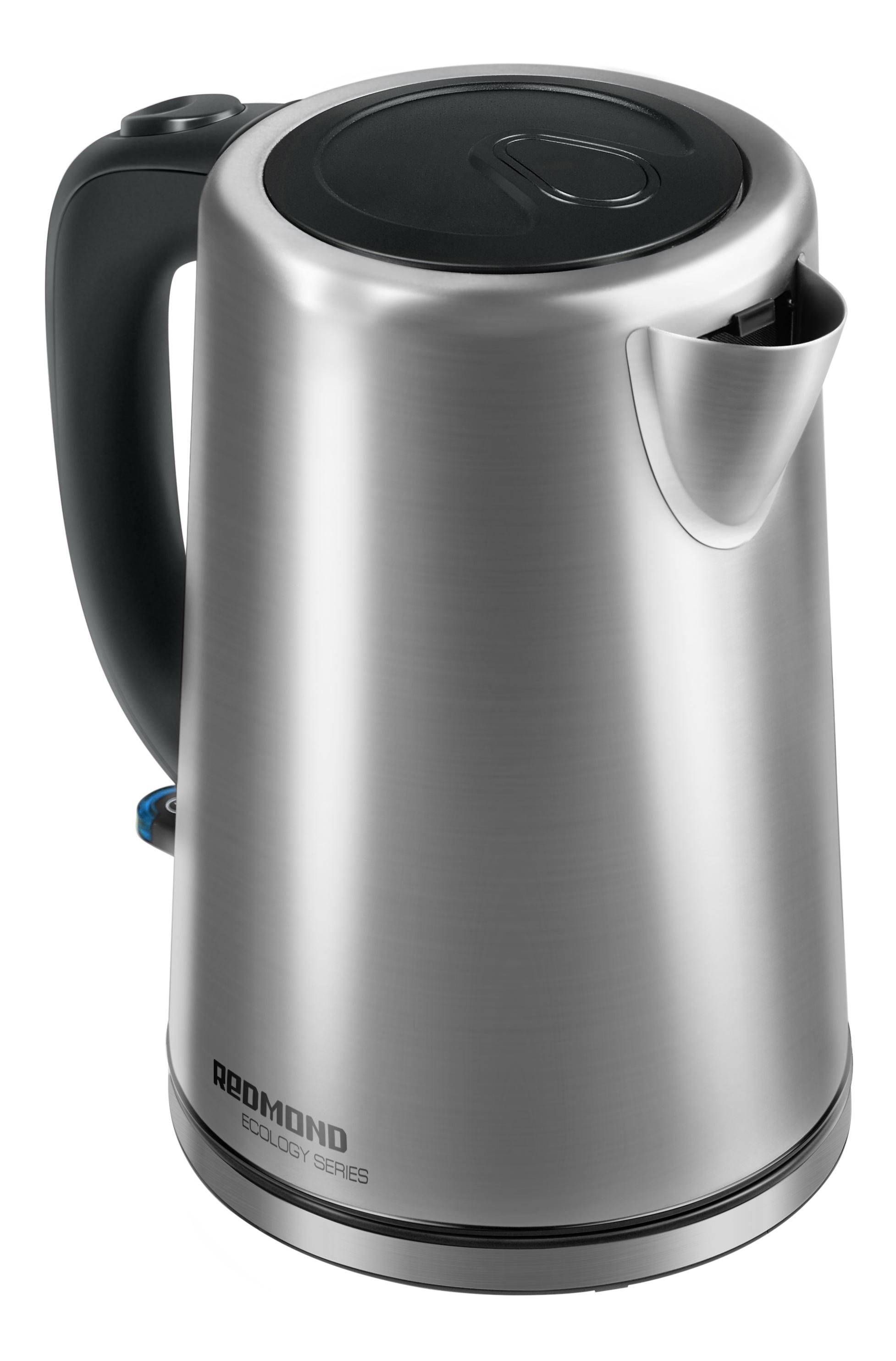 Чайник электрический Redmond RK-M144 Silver