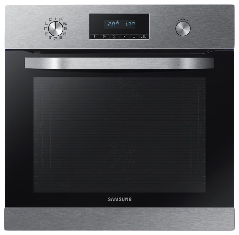 Встраиваемый электрический духовой шкаф Samsung NV70K3370BS/WT Silver