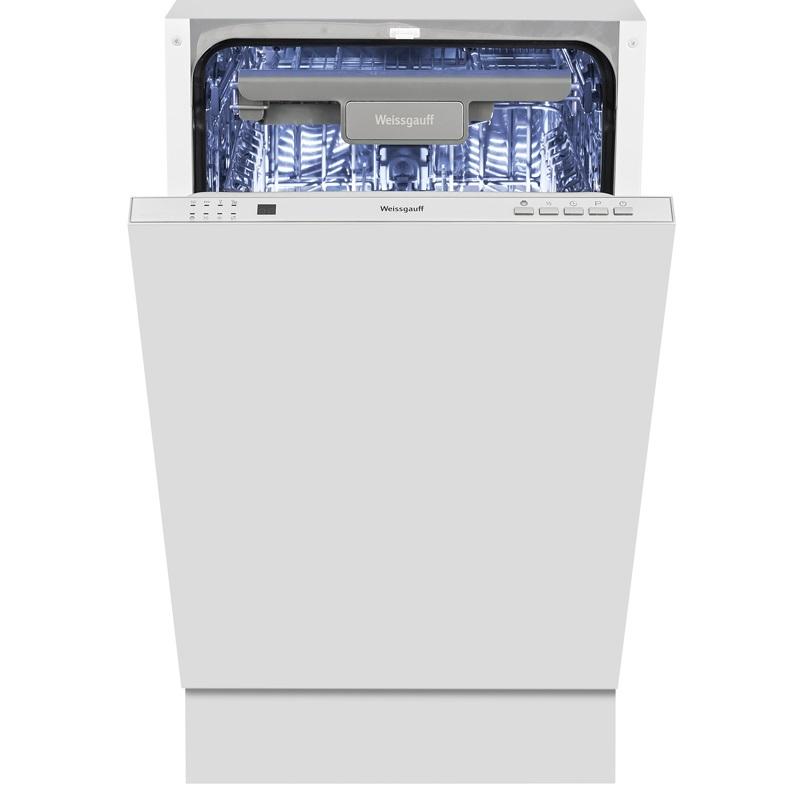 Встраиваемая посудомоечная машина Weissgauff BDW 4134 D фото