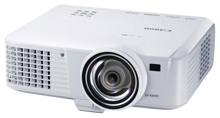 Видеопроектор Canon LV-X310ST 0911C003 Белый