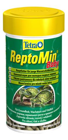 Корм для рептилий Tetra ReptoMin baby