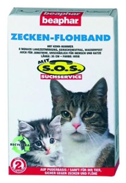 Ошейник Beaphar для кошек 35см