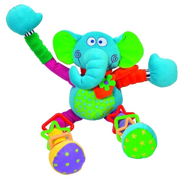 Купить Веселый слоник 34000121, Подвесная игрушка Bebe Confort 34000121, Подвесные игрушки