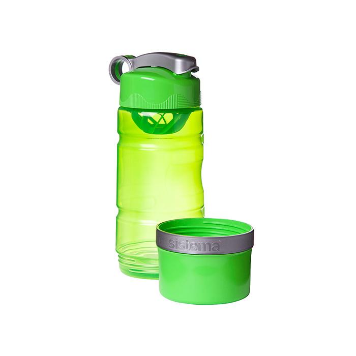 Бутылка Sistema Hydrate 0.615л бирюзовый (535)