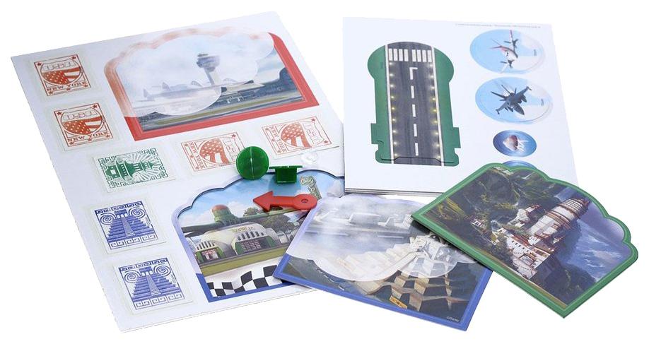 Игра настольная Ravensburger Самолеты: воздушные чемпионы (21096)