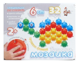 Купить Мозаика Тридевятое царство Мозаика напольная 32 элемента, Мозаики