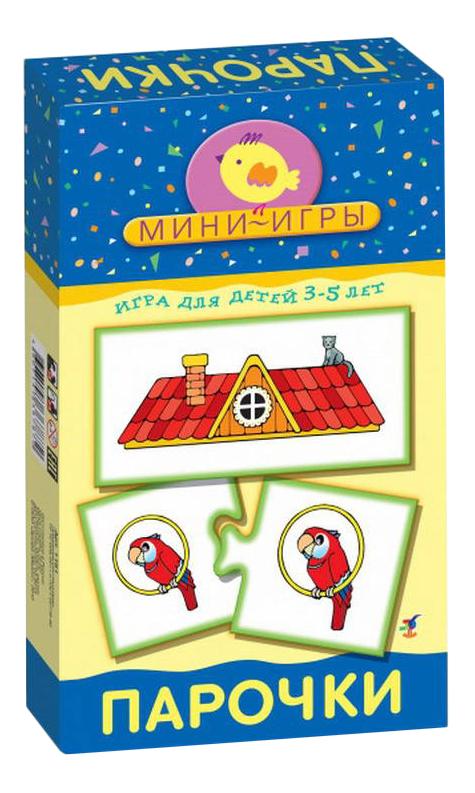 Купить Семейная настольная игра Дрофа Парочки, Дрофа-Медиа, Семейные настольные игры