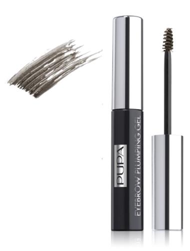 Пигментированный гель для бровей PUPA Eyebrow Plumping