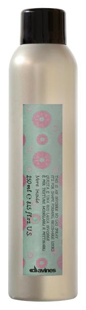 Купить Лак для волос Davines More Inside, This is An Invisible No Gas Spray 250 мл, more Inside This is An Invisible No Gas Spray