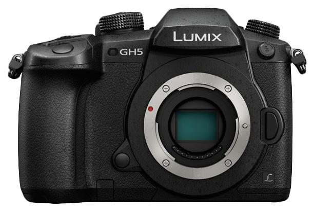 Фотоаппарат системный Panasonic Lumix DC GH5 Body