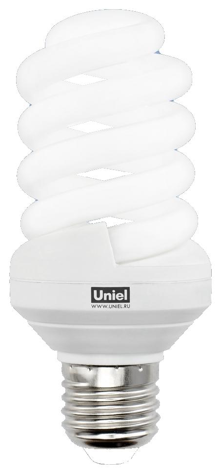 Лампа энергосберегающая (03269) E27 24W 2700K полуспираль