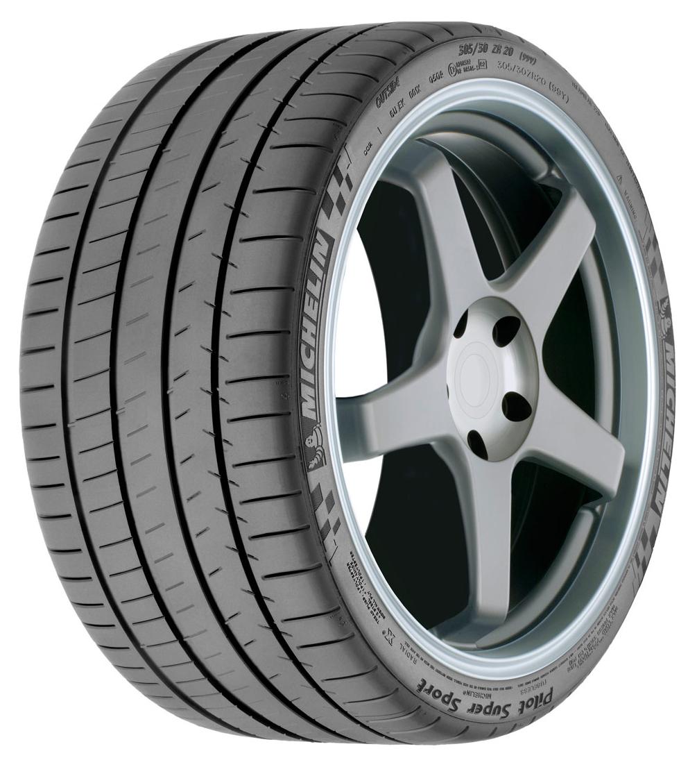 Шины Michelin Pilot Super Sport 245/40 R20 99Y XL фото