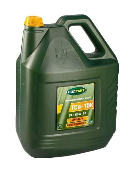 Трансмиссионное масло OILRIGHT 85w90 10л 2548