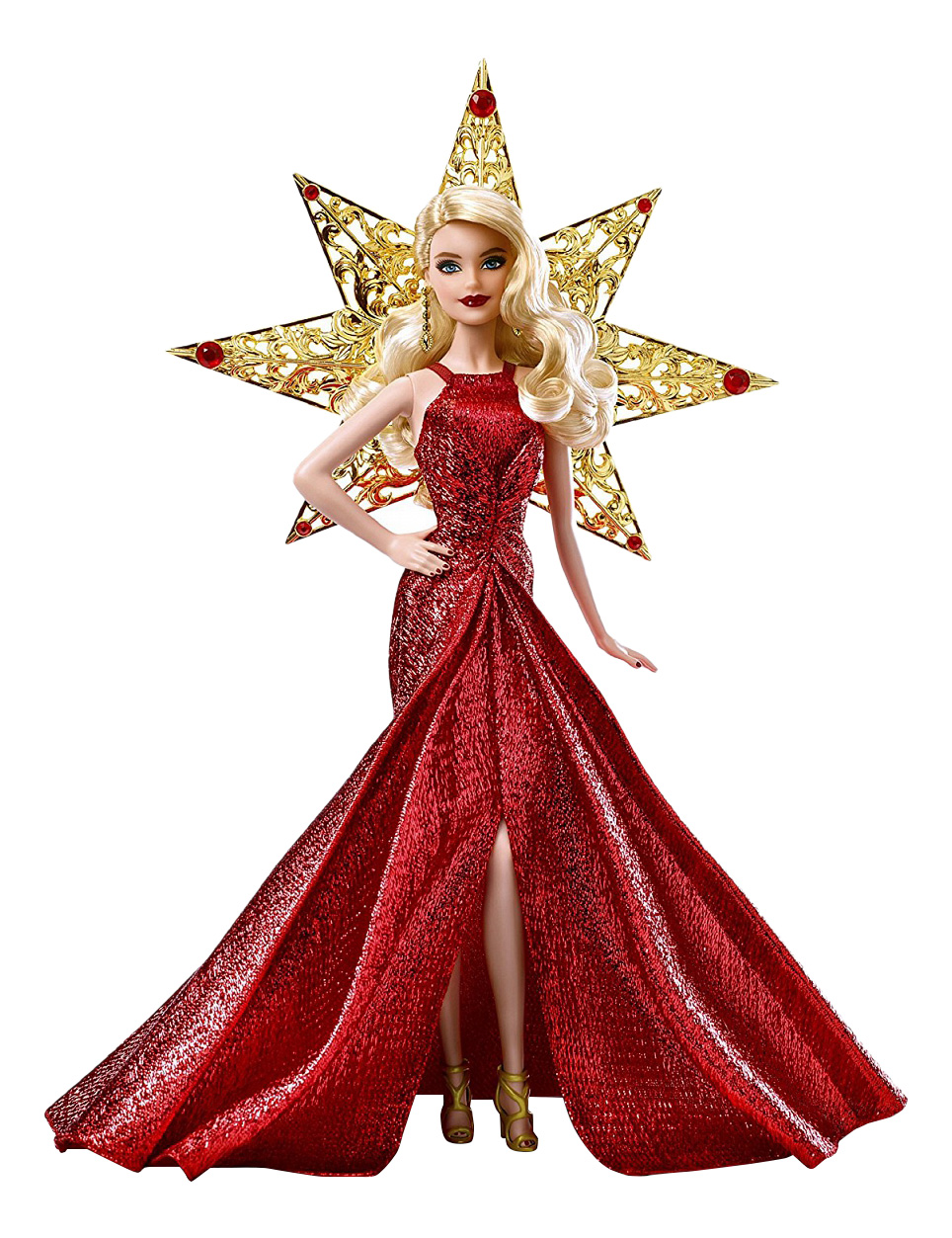 Кукла Barbie 2017 Holiday Doll