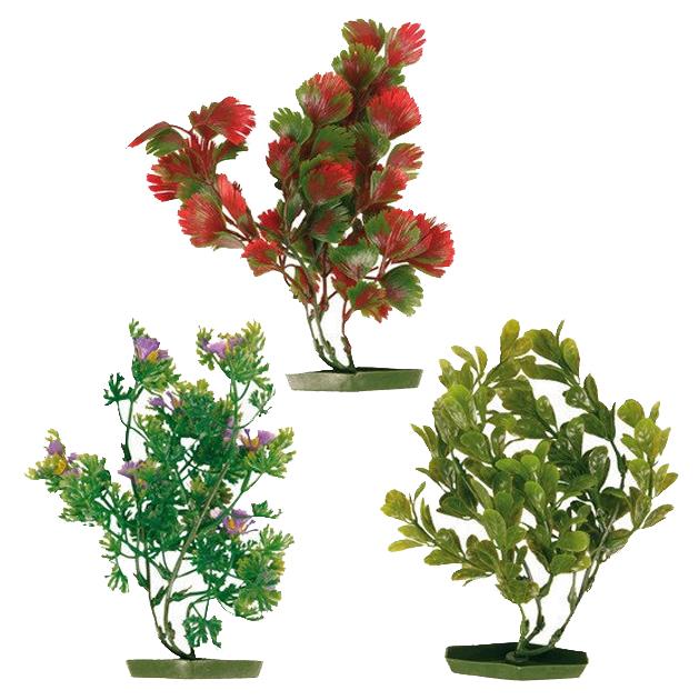 Искусственное растение для аквариума TRIXIE Plastic Plants,