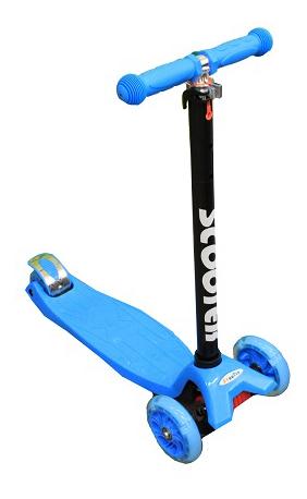 Самокат трехколесный Sprinter SSWT 07 26502 синий