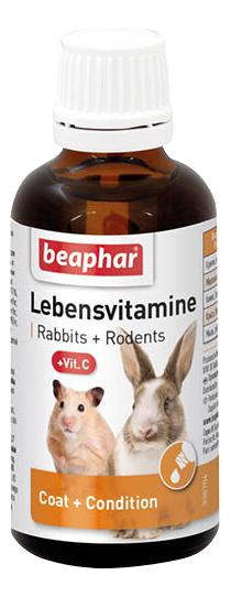 Витаминный комплекс для кроликов и хомяков Beaphar