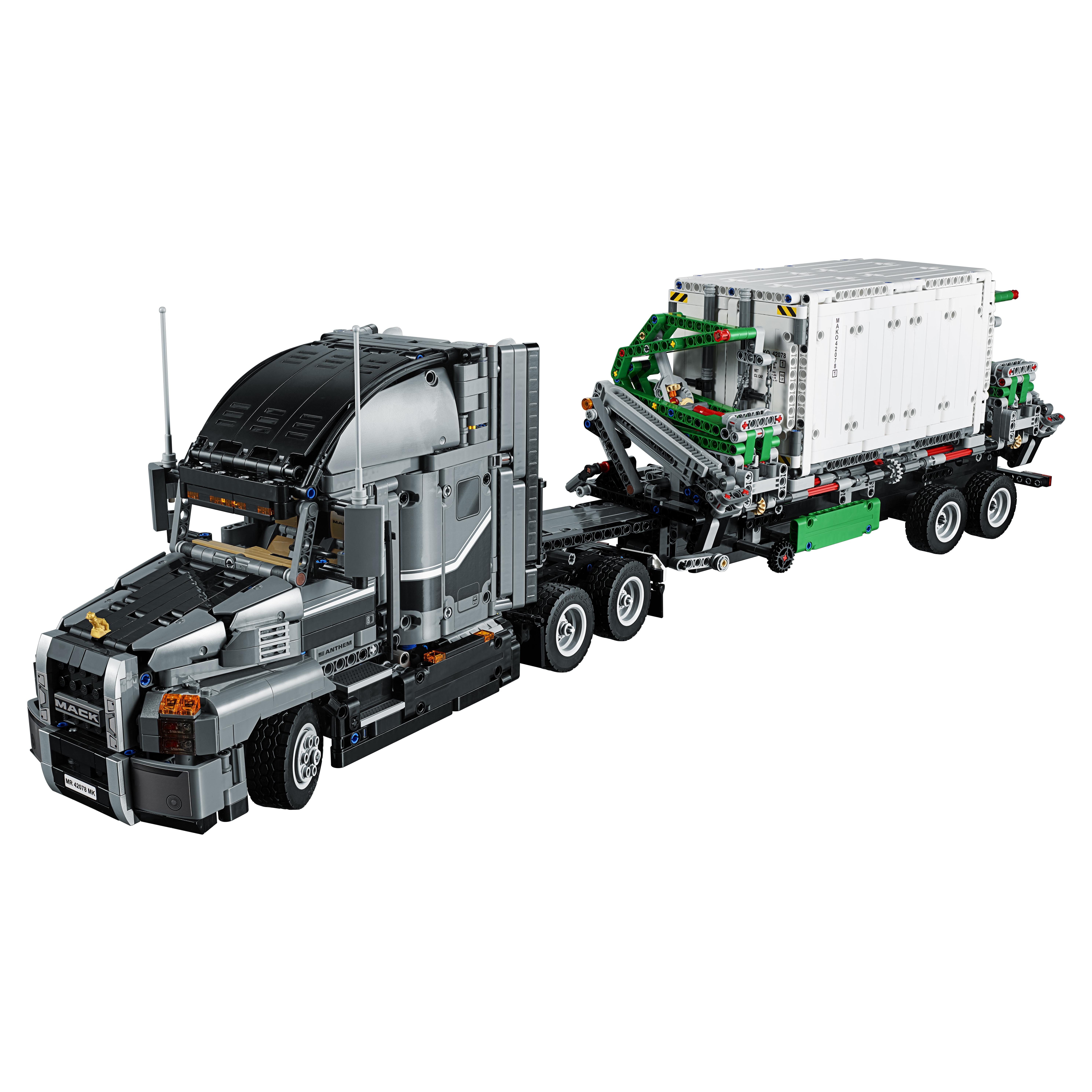 Купить Конструктор lego technic грузовик mack (42078), Конструктор LEGO Technic Грузовик MACK (42078)