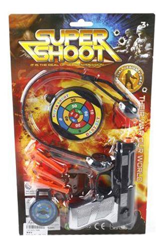 Купить Набор полицейского Shantou Gepai Super Shoot, Детские наборы полицейского