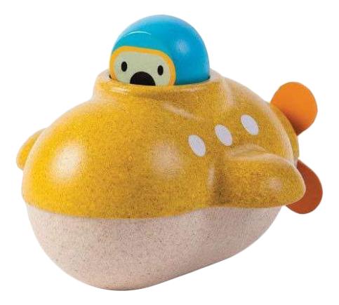 Купить Деревянная игрушка для малышей PlanToys Подводная лодка, Развивающие игрушки