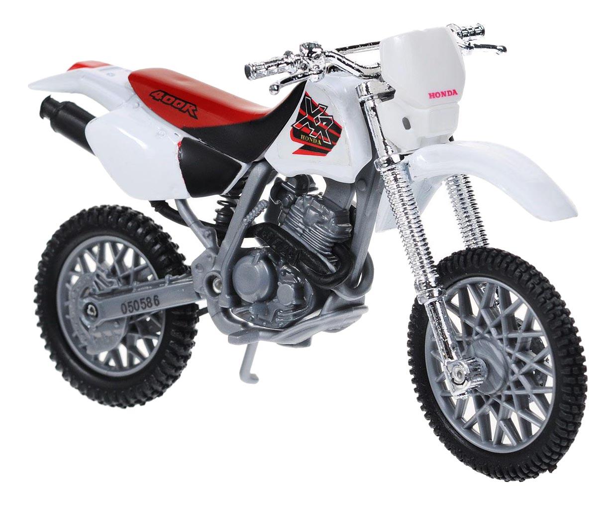 Купить Коллекционная модель Honda xr400r Autotime 10019 1:18, Игрушечные мотоциклы