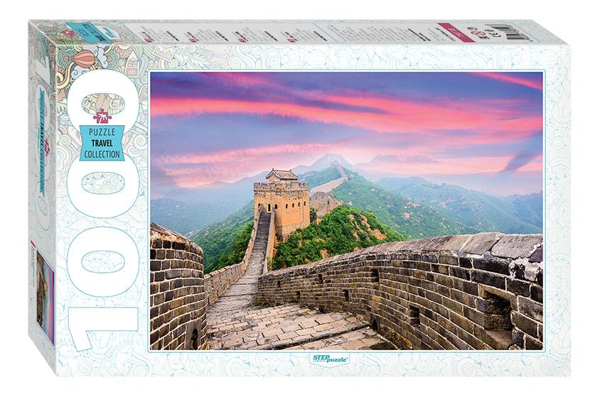 Пазл Step Puzzle Великая китайская стена 1000 элементов фото