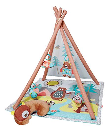 Развивающий коврик SkipHop Вигвам Skip Hop