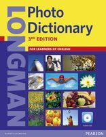 Longman British English Photo Dictionary Paper w/ Audio Cds 3rd Edition