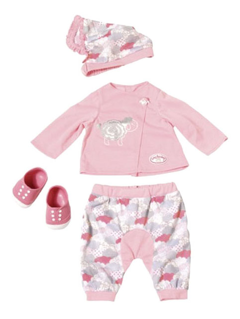 Одежда для уютного вечера 700-402 для Baby Annabell Zapf Creation фото