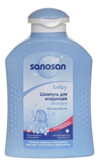 Купить Для младенцев 200 мл, Шампунь для младенцев 200 мл Sanosan,