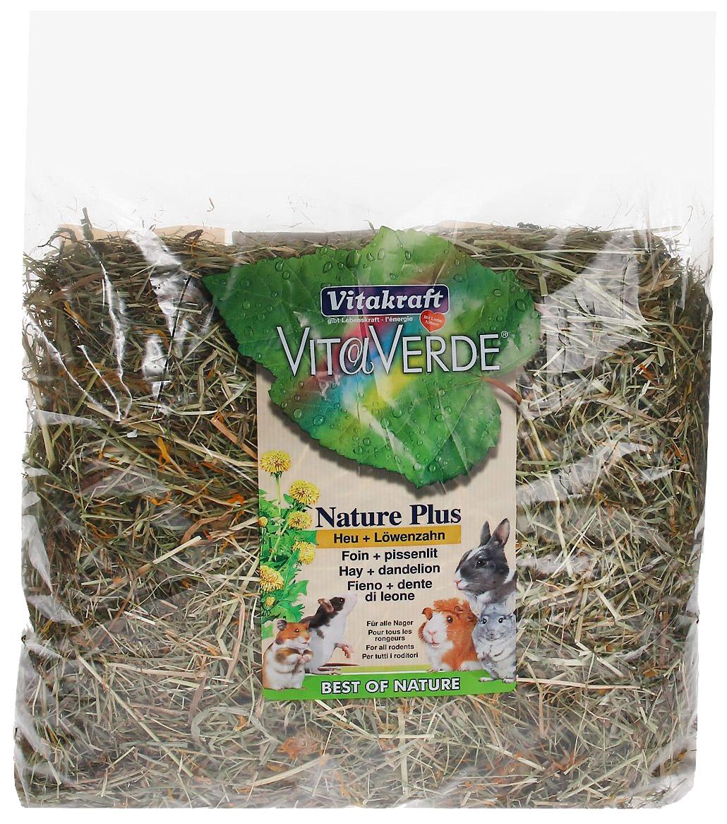 Сено для грызунов Vitakraft Vita Verde