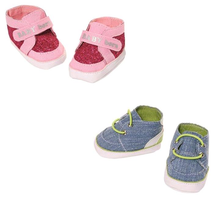 Купить Сникеры 824-207 для Baby Born Zapf Creation, Аксессуары для кукол