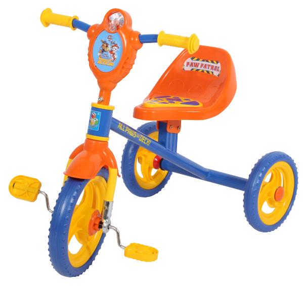 Велосипед трехколесный 1 TOY Щенячий патруль Т11705