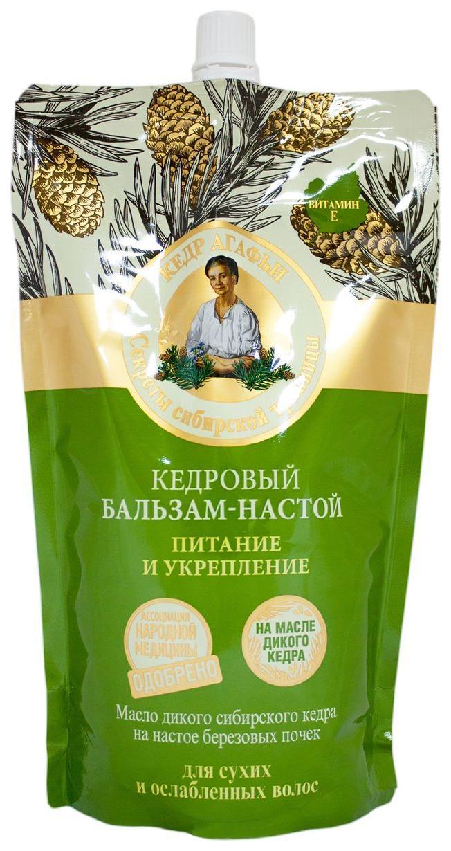 Бальзам для волос Рецепты бабушки Агафьи Питание и укрепление 500 мл