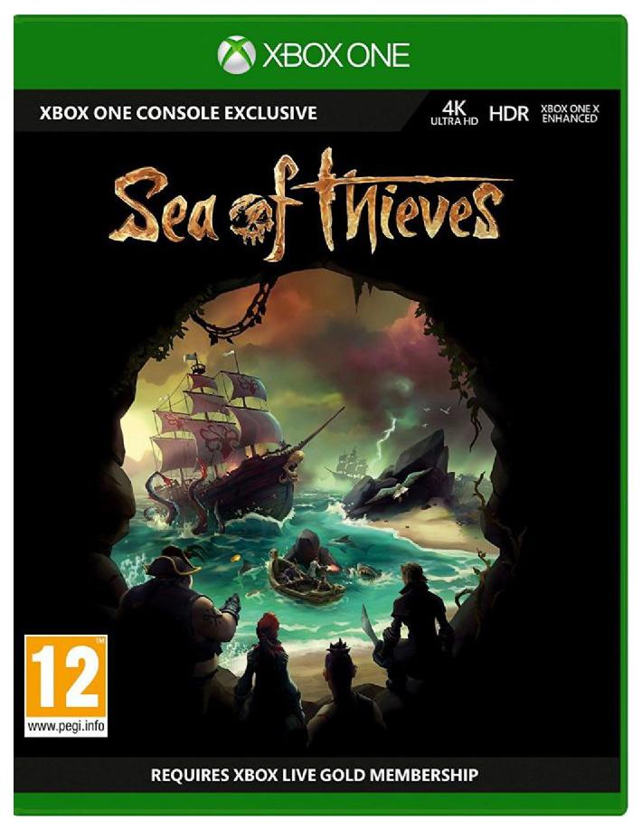 Игра Sea Of Thieves для Xbox One