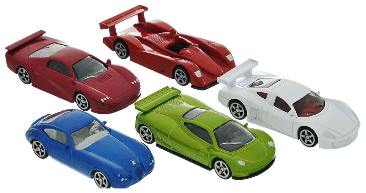Купить Набор Siku из 5-ти легковых машин, Игровые наборы