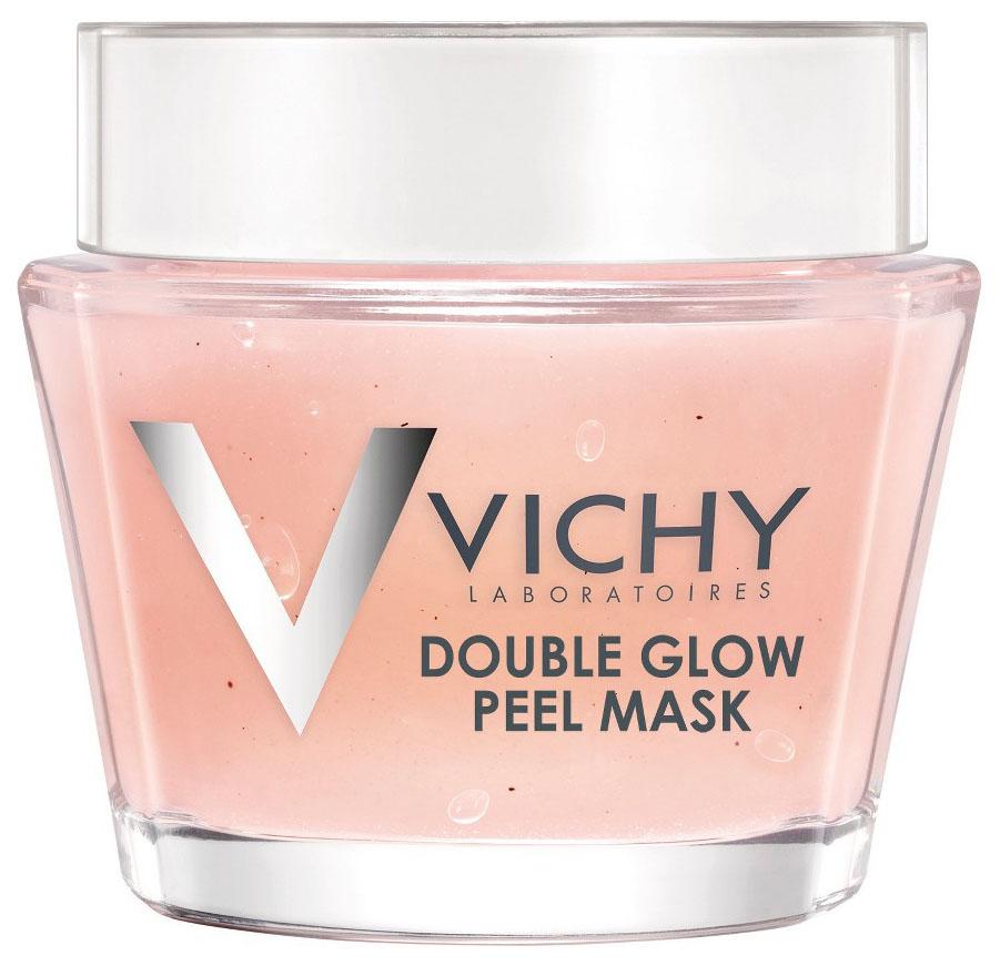 Маска для лица Vichy Минеральная маска-пилинг Двойное сияние 75 мл фото