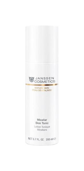 Купить Мицеллярная вода Janssen Cosmetics Mature Skin Micellar Skin Tonic 200 мл