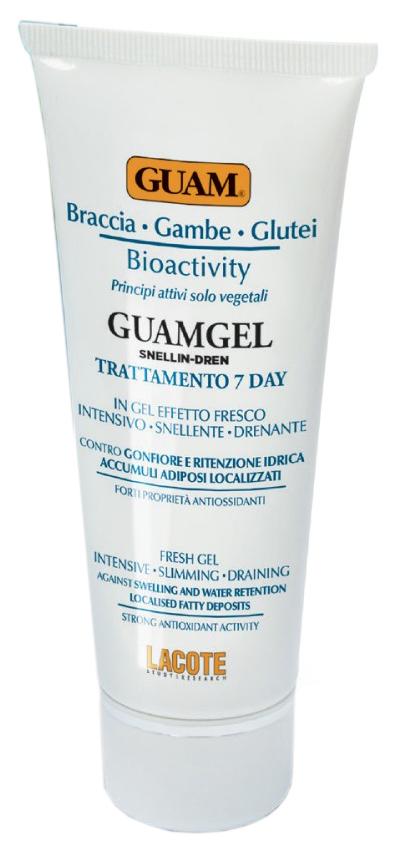 Средство для тела Guam Биоактивный с дренажным эффектом 150 мл фото