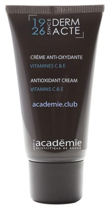 Крем для лица Academie Creme Anti-Oxidant 50 мл