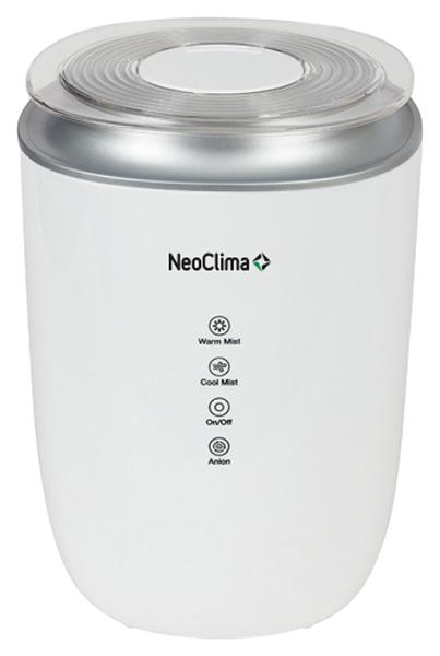 Воздухоувлажнитель NeoClima NHL-4.0 White