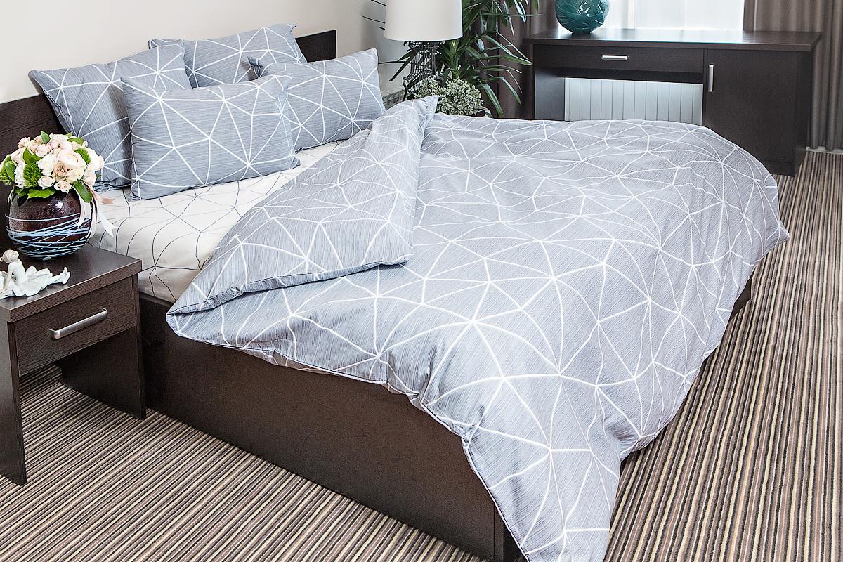 Комплект постельного белья Ночь нежна Gran Цвет: