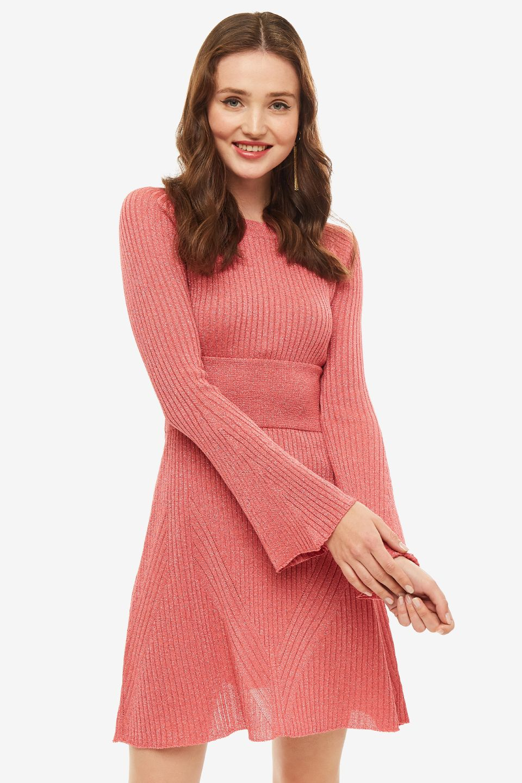 Платье женское Pinko розовое