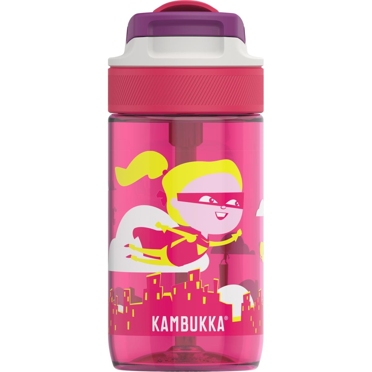 Детская бутылка Kambukka Lagoon Flying Supergirl