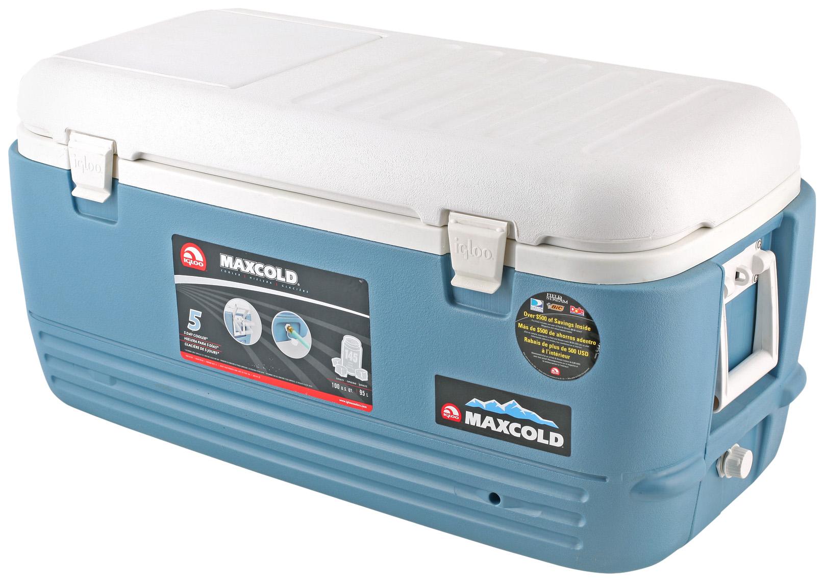 Контейнер изотермический Igloo MaxCold 100 фото